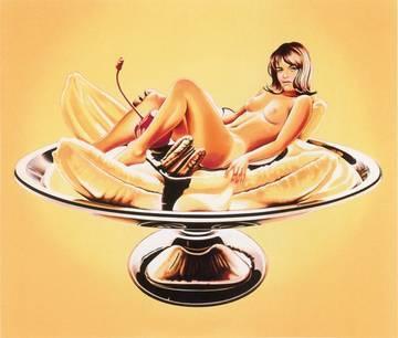 Mel Ramos - Banana Split