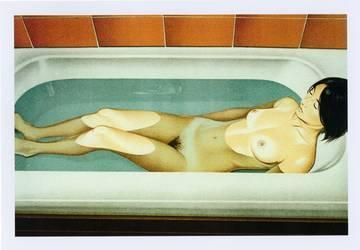 Mel Ramos - Bonards Bath