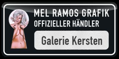Mel Ramos - Zertifikat
