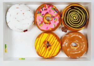 Peter Anton Happy Donut Sampler