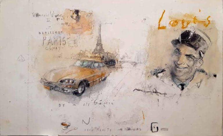 Alexander Befelein Louis Paris