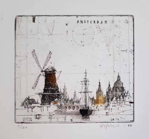 Alexander Befelein Amsterdam I