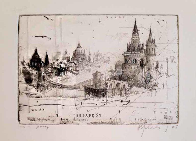 Alexander Befelein Budapest