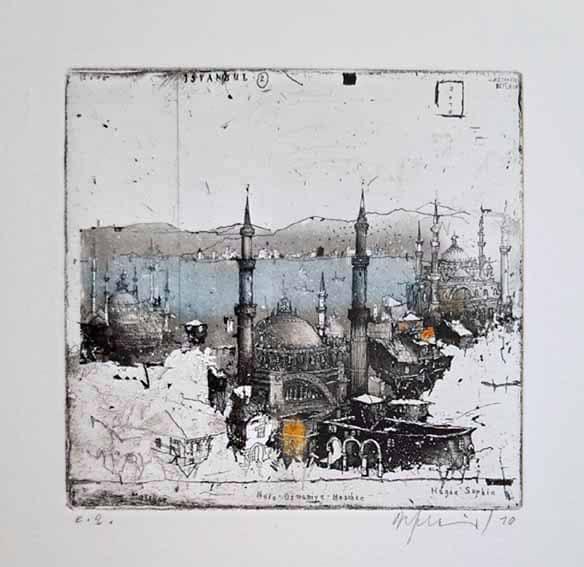 Alexander Befelein Istanbul II