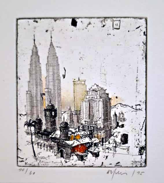 Alexander Befelein Kuala Lumpur I