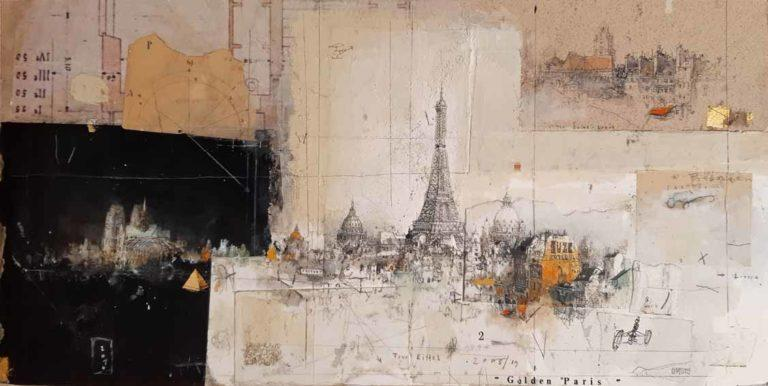 Alexander Befelein Golden Paris