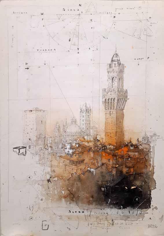 Alexander Befelein Siena