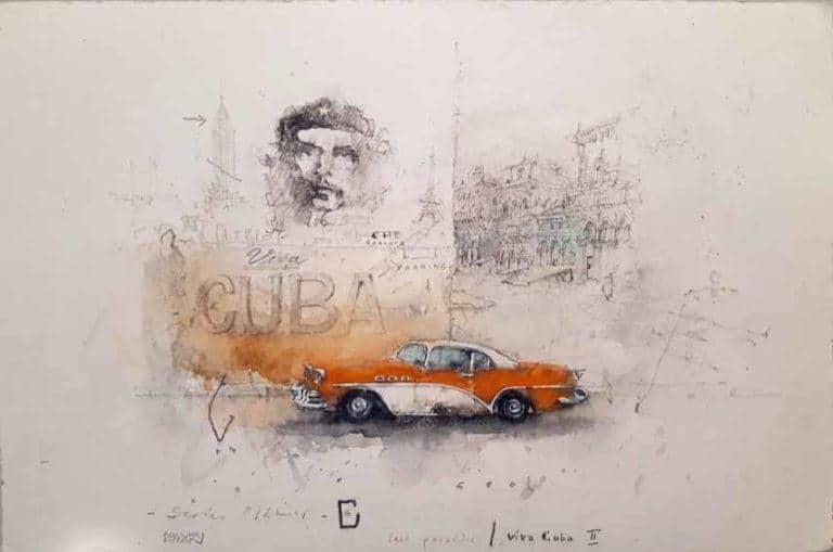 Alexander Befelein Viva Cuba II