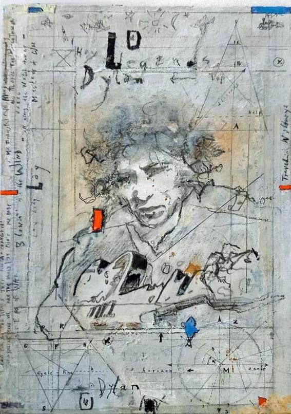 Alexander Befelein Legends - Bob Dylan