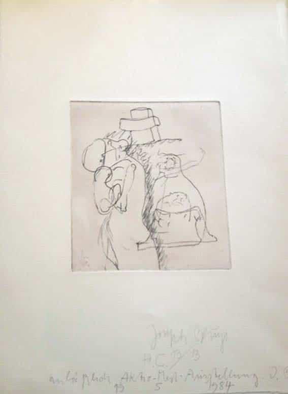 Josef Beuys Die Mütter
