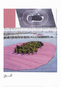 Christo & Jeanne-Claude Surrounded Islands III