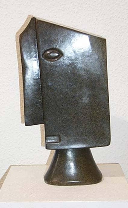 Washington Musonza Cubistic Head