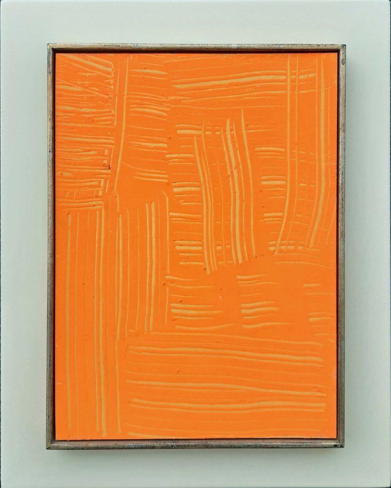 Max Ackermann Strukturbild 17.10.1969