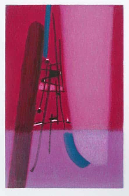 Max Ackermann Hymne 1968, 2001
