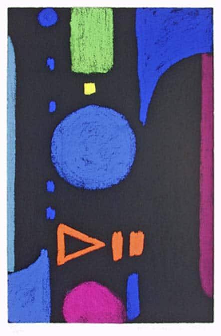 Max Ackermann Akzentreihe, 1973