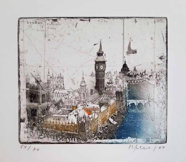 Alexander Befelein London Westminster