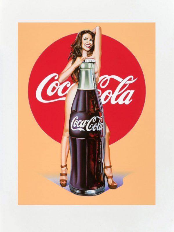 Mel Ramos - Coca Cola